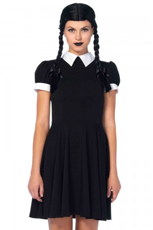 Leg Avenue 2-Piece Gothic Darling Costume