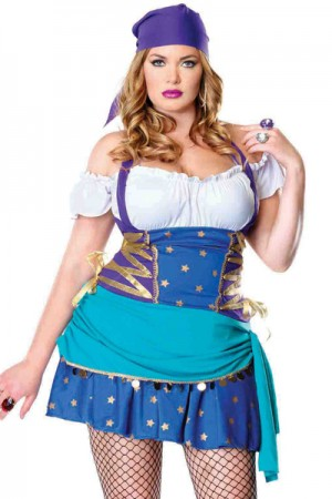 Leg Avenue 2-Piece Gypsy Princess Costume