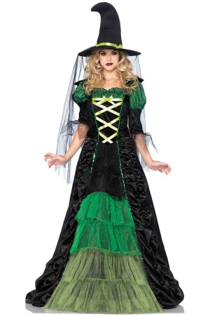 Leg Avenue 2-Piece Storybook Witch Costume