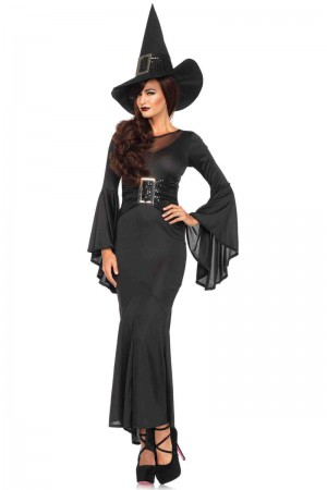 Leg Avenue 2-Piece Wickedly Sexy Witch Costume