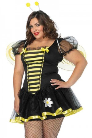 Leg Avenue 3-Piece Daisy Bee Costume