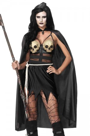 Leg Avenue 3-Piece Death Dealer Costume