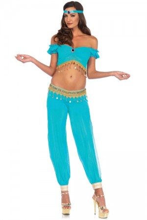Leg Avenue 3-Piece Desert Beauty Costume