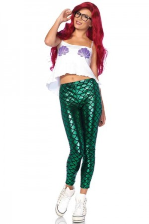 Leg Avenue 3-Piece Hipster Mermaid Costume