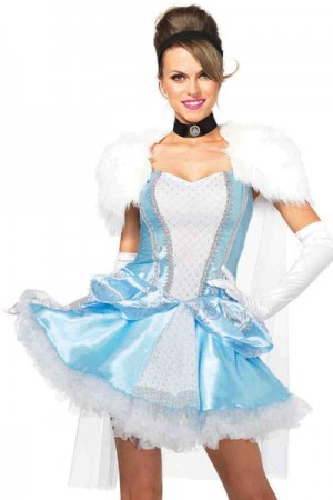 Leg Avenue 3-Piece Slipperless Sweetie Costume