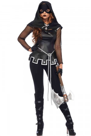 Leg Avenue 4-Piece Grim Executioner Costume