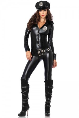 Leg Avenue 4-Piece Officer Payne Costume