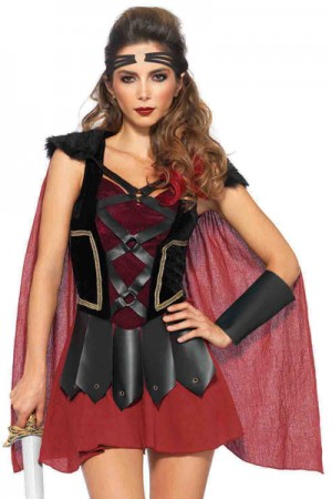 Leg Avenue 4-Piece Trojan Warrior Costumes