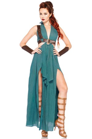 Leg Avenue 4-Piece Warrior Maiden Costume