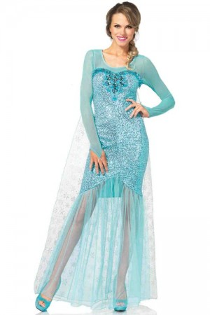 Leg Avenue Fantasy Snow Queen Costume