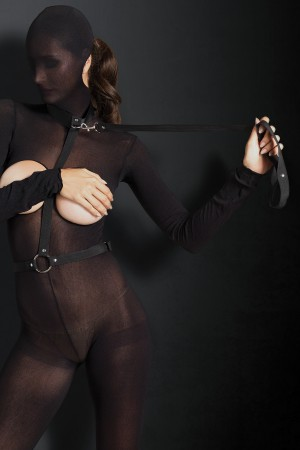 Leg Avenue Kink Nylon Bondage Harness