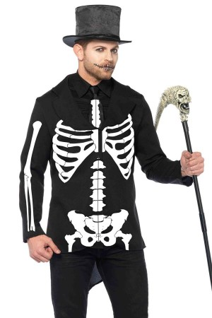 Leg Avenue Men's 2-Piece Bone Daddy Costume
