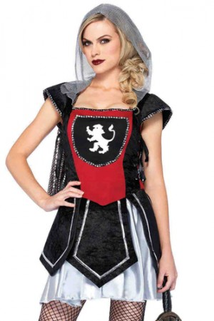 Leg Avenue Royal Knightess Costume