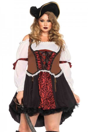 Leg Avenue Ruthless Pirate Wench Costume