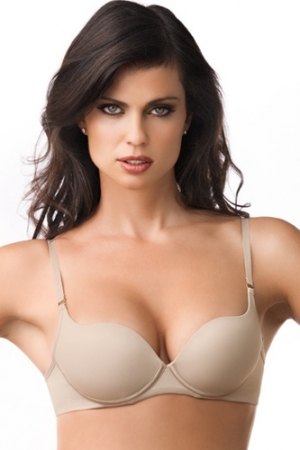 Leonisa Amazing Push Up Bra with Demi Cups