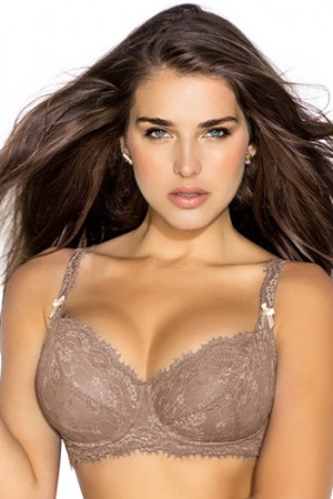 Leonisa Back Smoothing Lace Bra