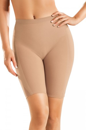 fc6f4d4e4a Leonisa Booty Lift Belly   Thigh Seamless Shapewear 012778