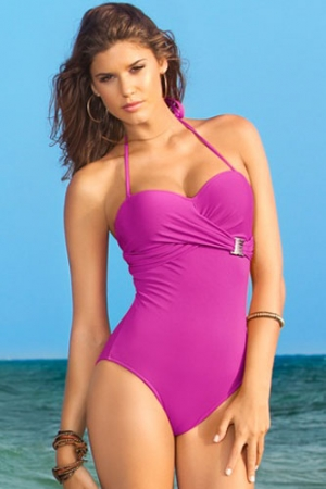 Leonisa Elegant One Piece with Tummy Control