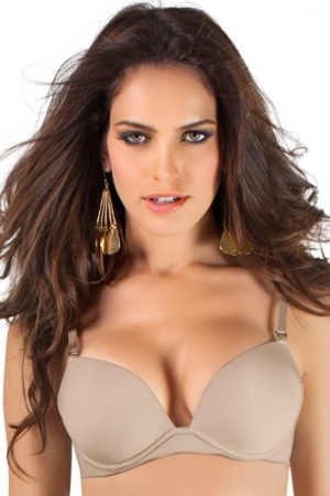 Leonisa Extreme Push Up Bra - Add 2 Sizes