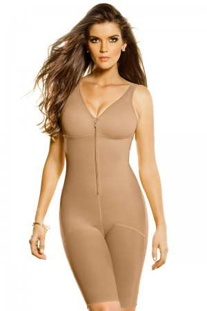 Leonisa Full Body Compression Bodysuit