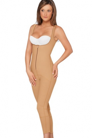 Leonisa Full Leg Compression Body Shaper