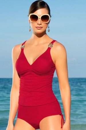 Leonisa Great Coverage Tankini