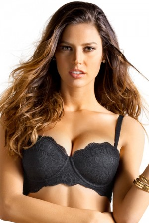 Leonisa Lace Balconet Push Up Bra