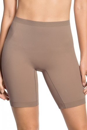 Leonisa Mid Thigh Seamless Panty Shaper