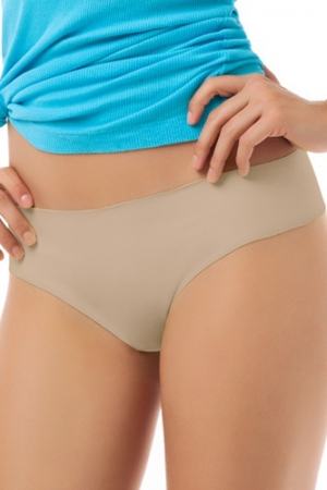 Leonisa No-Ride-Up Invisible Seamless Thong