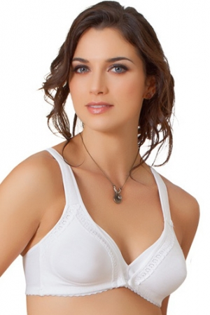 Leonisa Nursing Bra with Feed Tracking Device