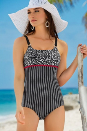 Leonisa Perfect Curves One Piece with Tummy Control