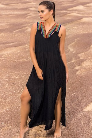 Leonisa Racerback Maxi Cover-up