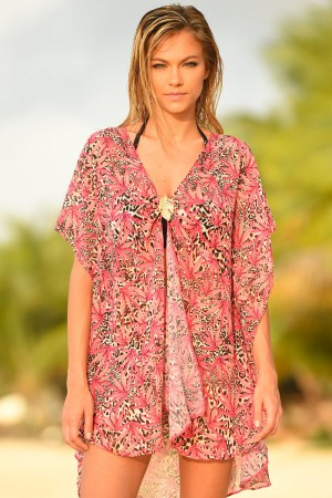 Leonisa Rainforest Cover-Ups Dress