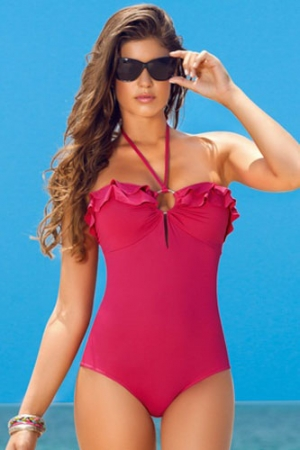 Leonisa Sensual One Piece with Tummy Control