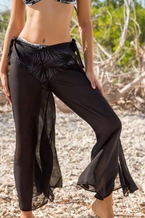 Leonisa Sheer Beach Pants 193307 | Women's