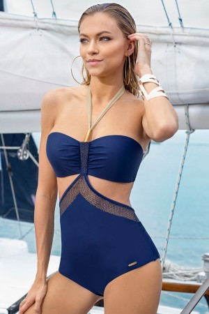 Leonisa Slimming Lower Tommy Control Monokini