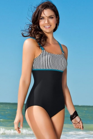 Leonisa Slimming One Piece with Tummy Control