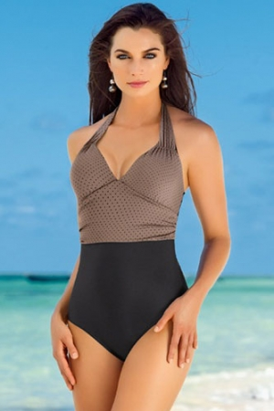 Leonisa Sophisticated One Piece with Tummy Control