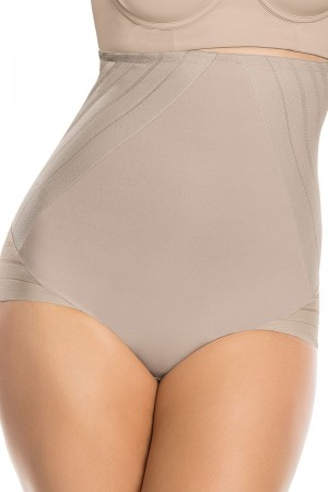 Leonisa Undetectable Firm Control Control Hi-Waist Panty Shaper