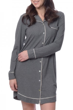 Lusomé Luxe Marilyn Sleep-Shirt