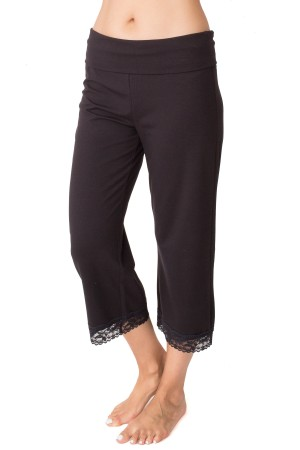 Lusomé Valerie Capri with Folded Waistband