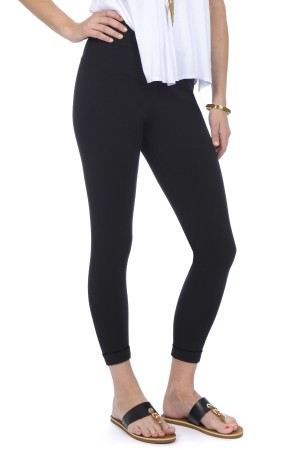 Lysse Boyfriend Cuffed Crop Legging