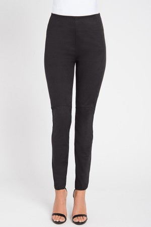 Lysse High Waist Suede Legging