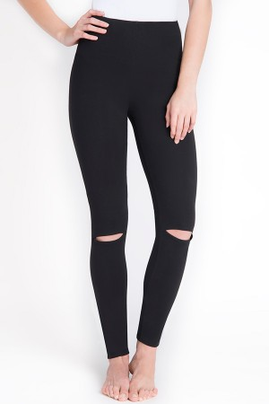 Lyssé Roxy Ripped Knees Legging
