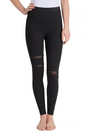 Lysse Slashed Cotton Legging