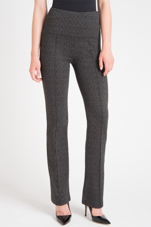 Lysse Stretch Knit Wide Leg Legging