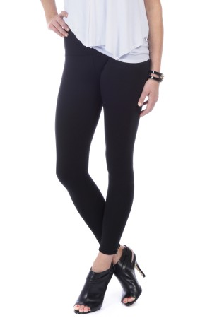 Lysse Twist Zip Ponte Legging