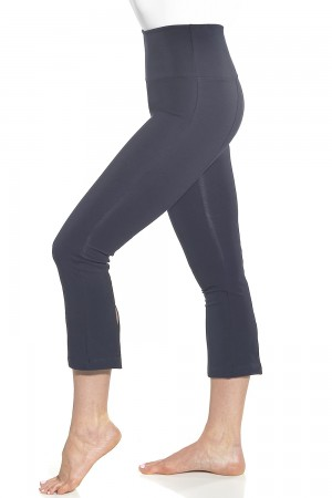 Lysse Vent Back Crop Legging