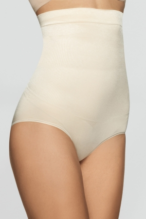 Maidenform Control It Shiny Hi-Waist Brief