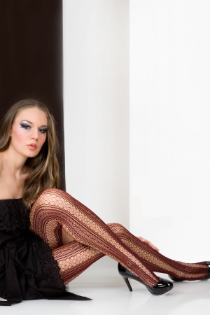 MeMoi Epic Net Tights